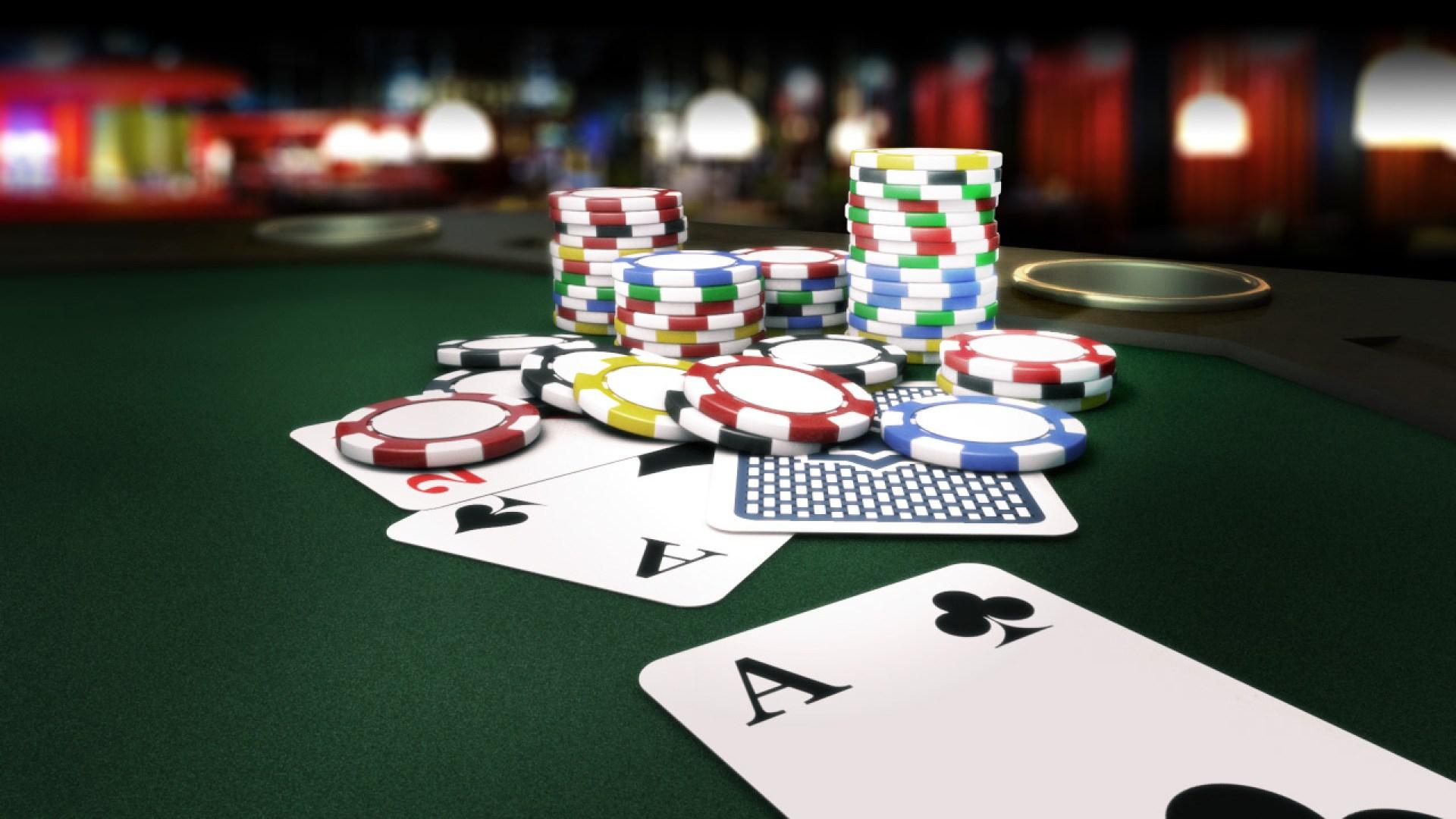 Покерная раздача