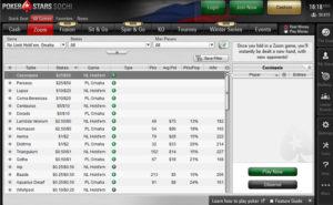 Клиент Poker Stars