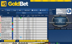 GoldBet client